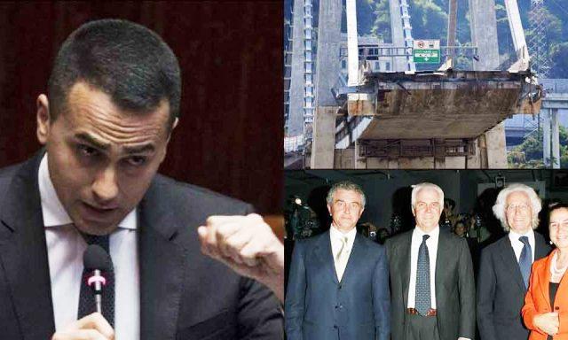 """Dal M5S durissimo attacco ad Autostrade ed ai Benetton: """"Hanno superato il limite della vergogna"""""""