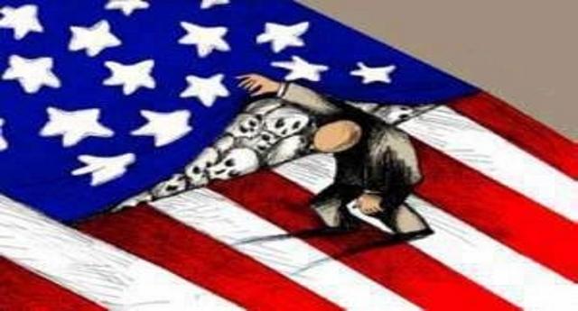 Gli Stati Uniti? Quelli che dicono di esportare democrazia? Forniscono aiuti e assistenza militare al 73% delle dittature nel mondo!