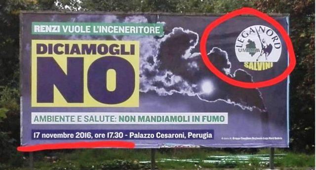 Al Sud Salvini vuole gli inceneritori. Al Nord porta avanti la battaglia contro gli inceneritori… Non trovate che c'è qualcosa che non quadra? Forse se crepa un meridionale è meno importante?
