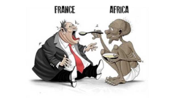 Vergognoso – La Francia si fa finanziare il debito dai paesi Africani! Ecco lo scandalo CFA (Franco Centrafricano) – Mandi qualche Euro per una scuola o un ospedale in Senegal? Stai sostenendo le finanze francesi…