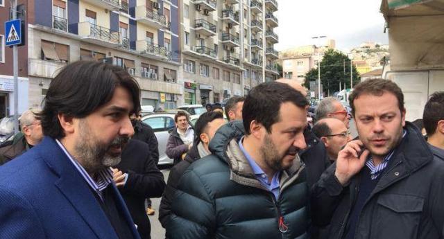 Cari amici Sardi, a Salvini FATE PENA, fatevene una ragione…