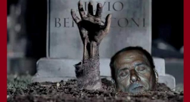 Amarcord – 20 gennaio '82, il Parlamento sancisce che la P2, vera e propria organizzazione criminale ed eversiva, è incompatibile con la Costituzione. 37 anni dopo il sig. Berlusconi, TESSETA P2 n. 1816, annuncia di voler scendere di nuovo in campo per il bene degli Italiani… Non trovate che c'è qualcosa che non quadra?