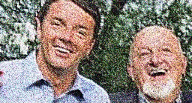 """Matteo Renzi sull'arresto dei genitori: """"Orgoglioso e fiero di loro, niente di cui vergognarmi""""… D'altra parte uno che è partito con un """"mai a Palazzo Chigi senza elezioni"""", ha fatto il jobs Act e salvato le banche con i nostri soldi, ed ha concluso, dopo la figura di m… del Referendum, con """"lascio la politica"""" di cosa mai si potrebbe vergognare?"""