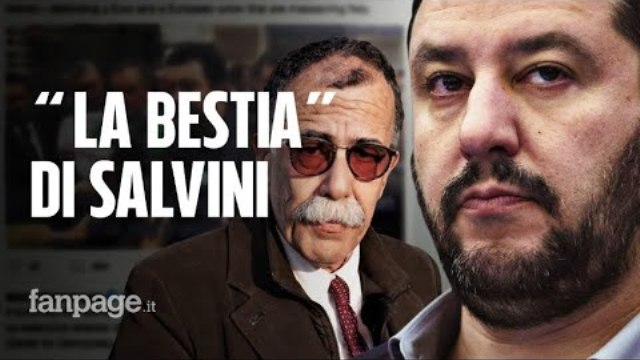 """""""La Bestia di Salvini, ecco come la Lega e le destre controllano internet"""" – L'articolo inchiesta di Sandro Ruotolo che per poco non gli faceva """"perdere"""" la scorta…!!"""