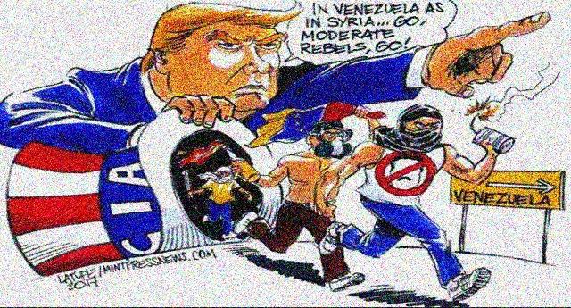 """Gli Usa dichiarano apertamente che faranno crollare il governo di Maduro –  Gianni Minà aveva già previsto tutto 2 anni fa: """"Il problema non è Maduro, il problema è il petrolio del Venezuela che gli Stati Uniti VOGLIONO"""""""