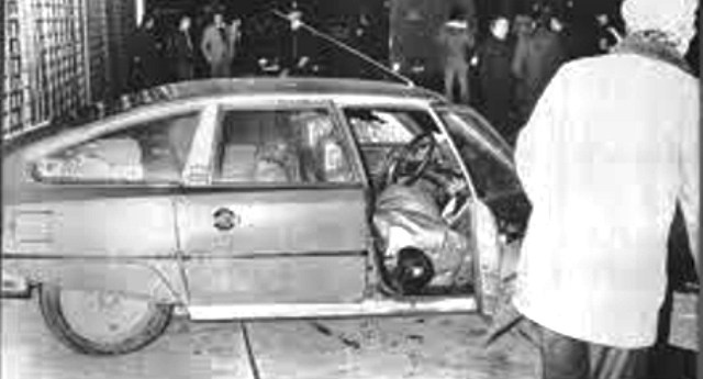 20 marzo 1979 – 41 anni fa l'omicidio di Mino Pecorelli. Un  omicidio tutt'ora avvolto nel mistero… Nel 2002 Andreotti fu riconosciuto come mandante e condannato a 24 anni, ma un colpo di bacchetta magica della Cassazione annullò tutto…!