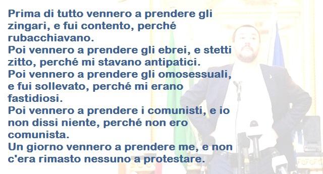 In quest'Italietta fascio-leghista l'odio non risparmia nessuno: è la volta dei disabili: insultati, derisi e discriminati…