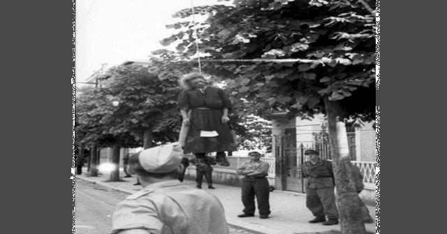 7 aprile 1944 – A Roma l'eccidio del Ponte dell'Industria, quando la barbarie nazi-fascista non risparmiava neanche le donne…!