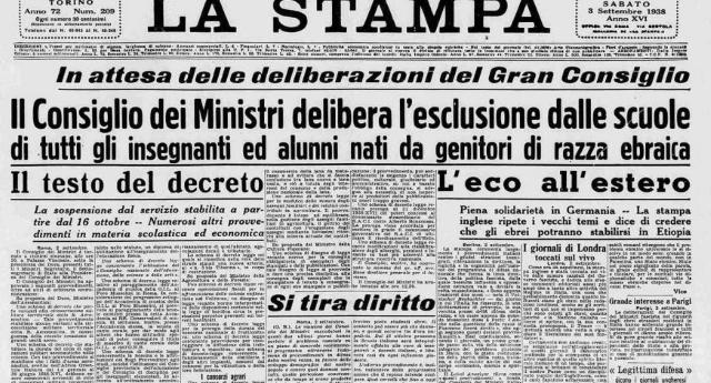 """19 aprile 1937 – Per la serie """"ha fatto anche cose buone"""" – L'Italia fascista vara la prima legge razziale, vietato matrimonio e  concubinato con donne di colore…"""