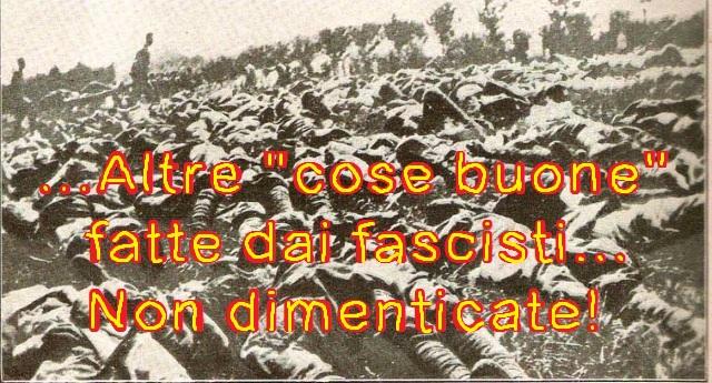 """5 maggio 1936 – L'Italia conquista l'Etiopia. Ricordiamo un eroe di questa guerra fascista: Rodolfo Graziani soprannominato in tutto il mondo """"Il macellaio d'Etiopia""""… Ma che ci volete fare, ai fascisti di oggi bisognerebbe prenderli per i capelli e sbatterli con la testa sui libri di storia…!"""