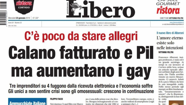 La petizione lanciata da Sandro Ruotolo: radiazione di Vittorio Feltri dall'Ordine dei Giornalisti – Già raggiunte quasi 90.000 firme. Manca la TUA, cosa aspetti?