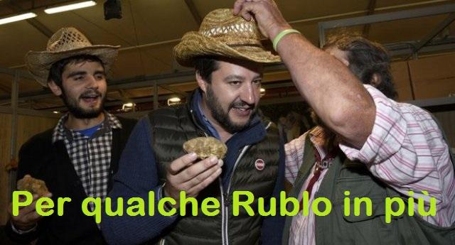 """Per qualche rublo in più – Vietato lo sciopero agli operai dello stabilimento petrolchimico Russo in Italia. Il Prefetto conferma: """"Ordine di Salvini"""""""