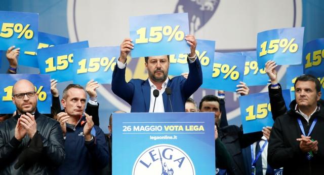 Attenzione – La Flat tax di Salvini non è solo uno spudorato regalo ai ricchi: è un CRIMINE contro gli Italiani. Un CRIMINE contro i più deboli. Arriveremo a contare i morti e qualcuno li avrà sulla coscienza…!