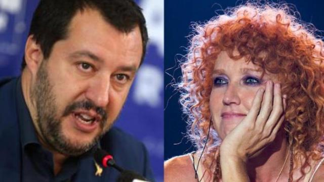 """Salvini usa la polemica su Checco Zalone per fare il populista """"Io lo farei senatore a vita"""" – Fiorella Mannoia lo annienta: ma proprio non ci arriva che Zalone prende in giro proprio lui?"""