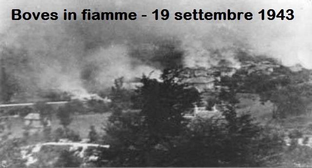 Per non dimenticare – 19 settembre 1943, Boves: la prima strage nazista in Italia