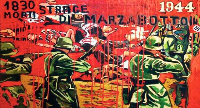 29 settembre – 5 ottobre 1944, la strage nazifascista di Marzabotto. 1834 vittime. 216 erano bambini, la più piccola aveva solo 27 giorni …Però hanno fatto anche cose buone…!