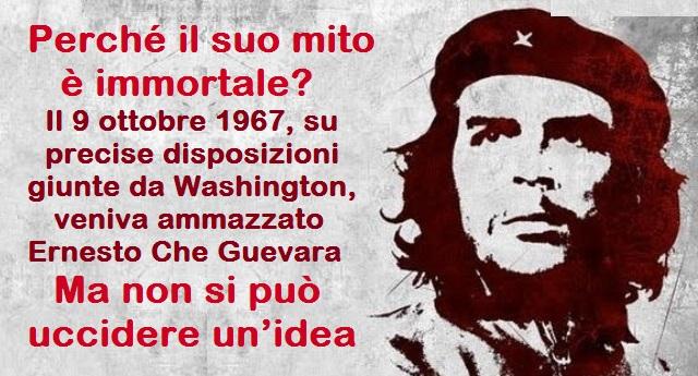 Ernesto Che Guevara – Perché il suo mito è immortale?