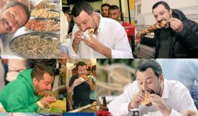 """Salvini, un mese da senatore senza mai vedere il Senato – Mai un voto, mai una riunione della sua commissione: dal 10 settembre non ha partecipato ad alcun lavoro parlamentare. Sempre in """"missione"""": cioè in campagna elettorale per le Regionali …Ovviamente il tutto a spese nostre!"""