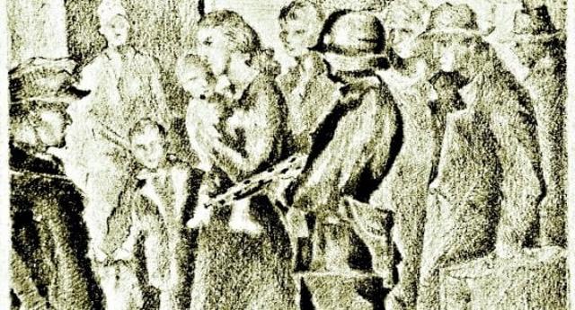 """16 ottobre 1943, 76 anni fa il rastrellamento del ghetto di Roma – Un'altra delle famose """"cose buone"""" dei fascisti – Delle oltre 1200 persone """"rastrellate"""", alla fine ne sopravvissero solo 16…!"""