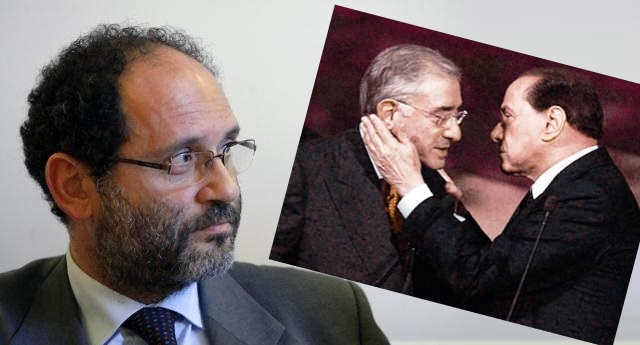 Antonio Ingroia: Berlusconi e Dell'Utri indagati come mandanti delle stragi del '93? Chissà perchè non sono stupito…!