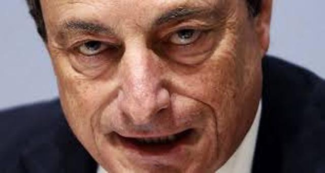 Omaggio a Mario Draghi: grazie a lui l'Euro sta meglio e gli italiani stanno peggio!