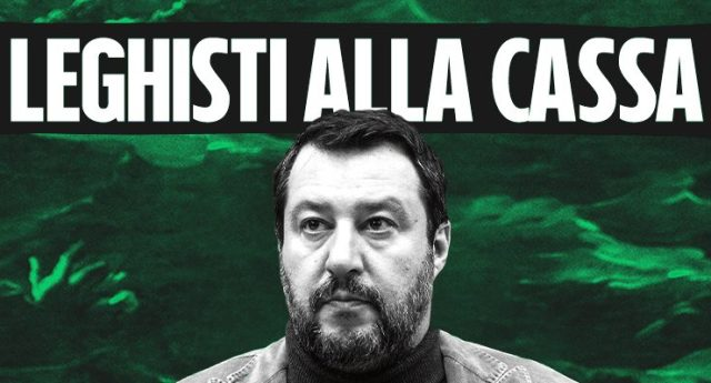 Come la Lega per anni ha fatto pagare agli italiani le spese per i propri dipendenti…