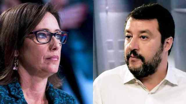 """Salvini: """"la querela della Cucchi? Non ho paura """" …Ilaria, non gli dare retta. Disse le stesse cose quando fu indagato per il caso Diciotti, poi però se la fece sotto, si appellò all'immunità e piagnucolò l'aiuto del Senato per evitare il processo."""