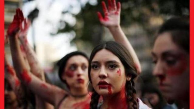 Cile, la denuncia di Amnesty International: stupri per punire le donne manifestanti. Cari amici, e soprattutto care donne: questo è il fascismo!