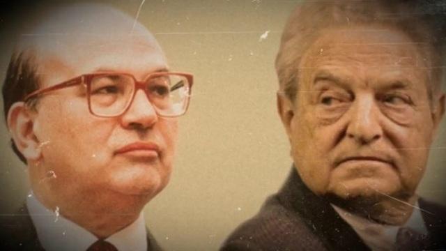 """Quando Craxi lanciò l'accusa: """"Come Soros è uno squalo della Finanza e come distrusse la Lira italiana"""""""