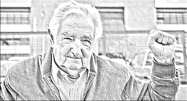 """Pepe Mujica: """"Le sinistre si dividono per le idee, le destre si uniscono per gli interessi"""""""