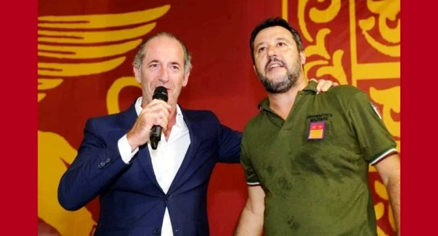 """Povero Salvini, povera Meloni, poveri Tg… Venezia, un disastro di tale portata e nemmeno una """"Virginia Raggi"""" a cui dare la colpa…!"""