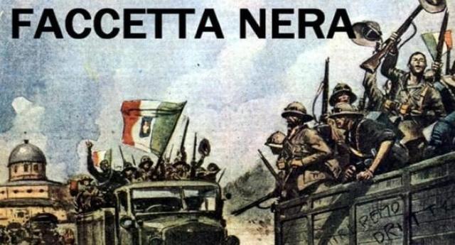 """Il leghista: """"Se si canta Bella Ciao allora si canti anche Faccetta Nera"""" …Ora a voi la scelta: state con chi canta l'inno dei liberatori dal nazi-fascismo o con chi canta la marcetta con cui i fascisti andavano a massacrare gli Abissini?"""