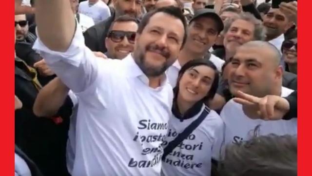 """Salvini vs pastori sardi: dopo il danno la beffa – Da Ministro dell'Interno, in piena campagna elettorale, promise la soluzione """"entro 48 ore"""". Incassati i voti, tutto dimenticato. Intanto, grazie al """"decreto Salvini"""", fioccano gli avvisi di garanzia per i pastori in protesta…!"""