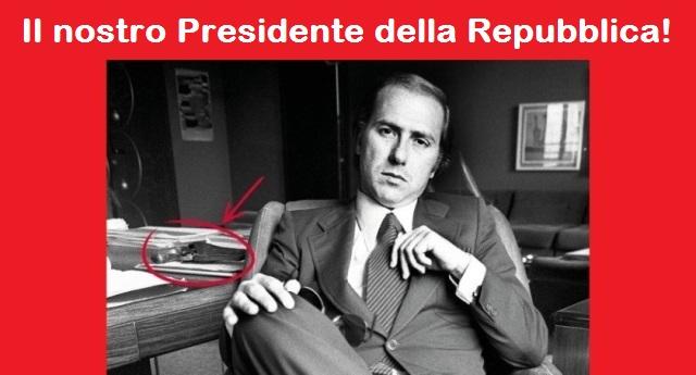 """Rotondi a Salvini e Meloni: """"Eleggiamo Berlusconi al Colle"""" …niente male come idea, proprio niente male: dopo il fratello della vittima, l'amico dei mandanti…!"""