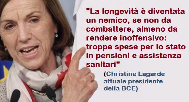 """Elsa Fornero: """"Abbassiamo l'aspettativa di vita: ce lo chiede l'Europa"""""""