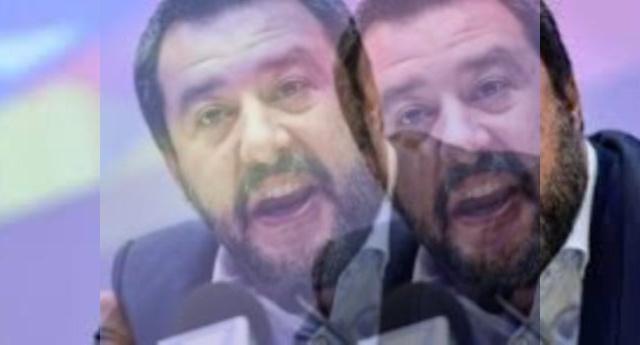 """Salvini definisce chiunque lo contesta, dal Trentino a Lampedusa, """"Figli di papà""""… Sì proprio quel Salvini figlio di un dirigente, che non ha mai lavorato in vita sua, fidanzato con la figlia di Verdini, cresciuto sotto l'ala di Berlusconi e da sempre culo e camicia con Confindustria…"""