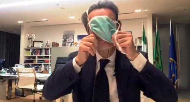 """Ricordate Conte che accusò: """"Focolaio perché ospedale lombardo non ha seguito i protocolli? – Fu attaccato """"Parole inaccettabili da una persona ignorante"""", ma ora la verità viene a galla: aveva ragione, ospedali incoscienti e governo regionale inesistente hanno portato al disastro l'Italia…!"""