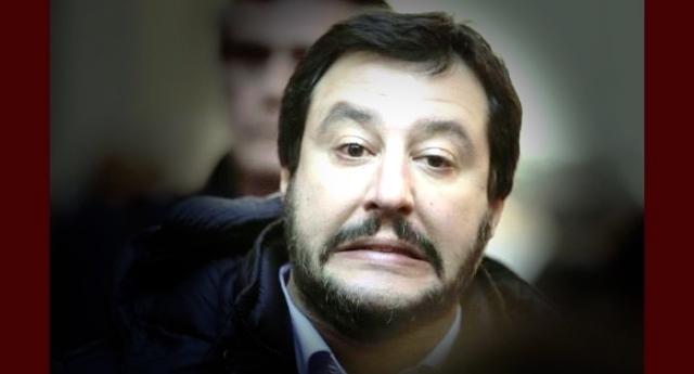 Salvini incita alla rivolta contro il governo per la quarantena! Giusto, basta con questo Conte! Ci vuole uno come lui: governo trasferito al Papeete, tutti per strada dal 27 febbraio e magari iniettarsi candeggina, come suggerisce il suo amico…