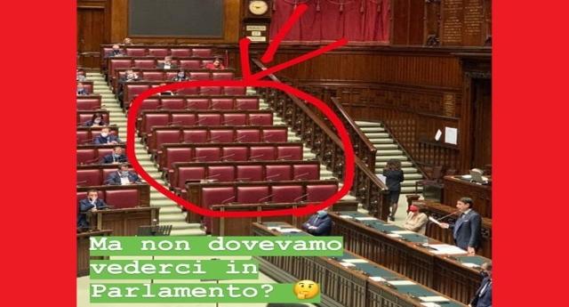 """Per la serie: """"bisogna essere proprio idioti per votarli"""" – Salvini e Meloni no agli Stati Generali a Villa Pamphilj, il luogo del confronto è uno ed uno solo, il Parlamento! Il giorno dopo alla Camera si parlava di Recovery Plan. Ma i deputati Lega e FdI non c'erano…!"""