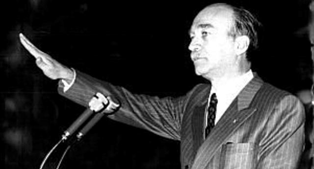 Il razzismo scorre nelle mie vene – Il vergognoso discorso di Giorgio Almirante che invitava gli italiani a odiare meticci ed ebrei, su cui chi vota Meloni e Salvini si dovrebbe fare qualche domanda…