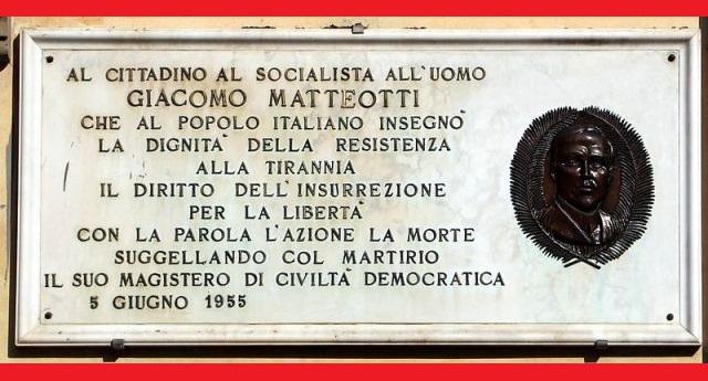 Giacomo Matteotti ammazzato dai Fascisti il 10 giugno del 1924 – La storia di chi pagò a caro prezzo la lotta per la libertà