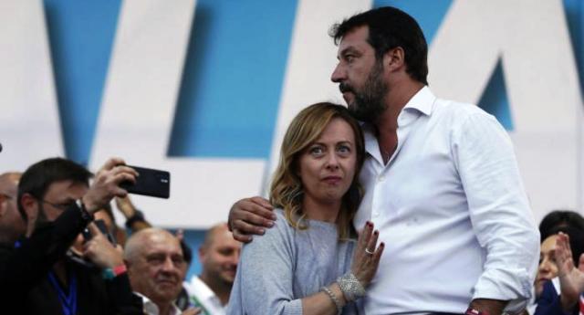 Recovery Fund, Lega e Fdi boicottano l'Italia e non votano a favore! – Perchè a loro degli Italiani non frega niente! Hanno solo bisogno che stiano male per potersi lamentare e dare la colpa a qualcuno!